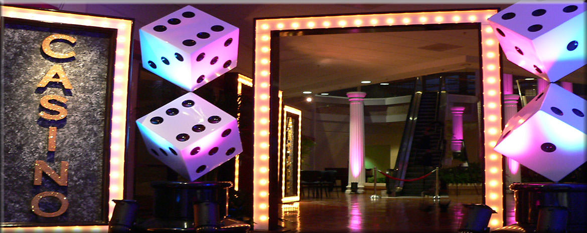 casino table rentals boston