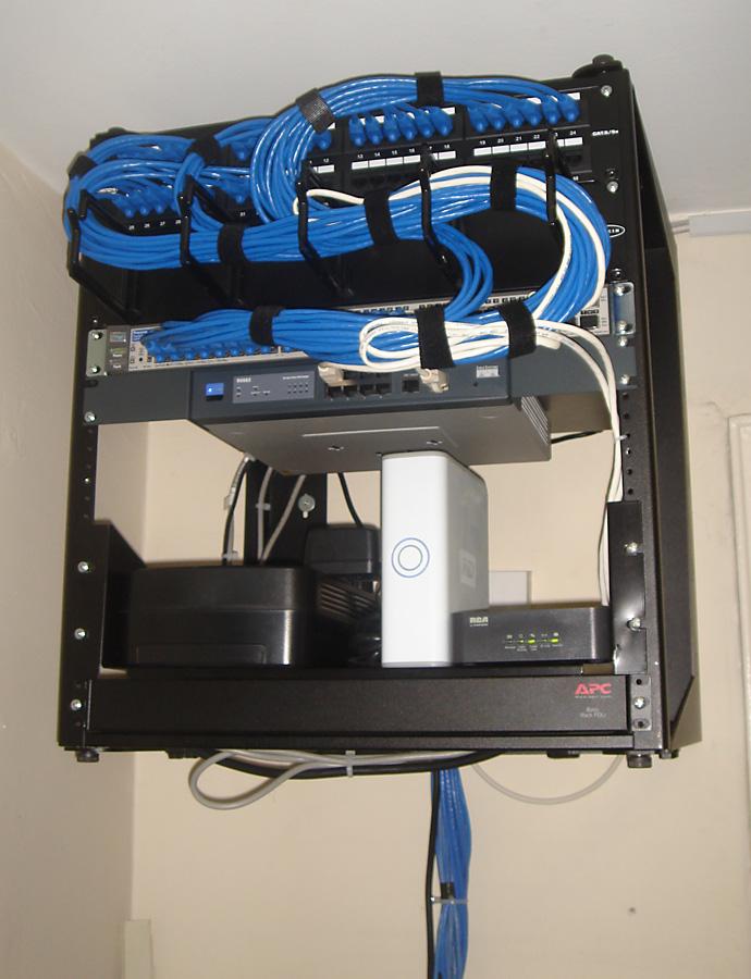 ... Home Install; Network Setup ...