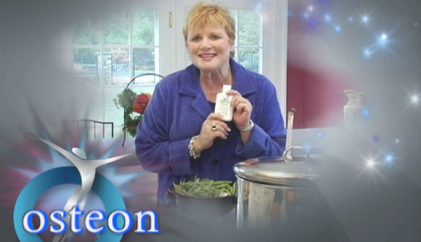 Osteon Arthritis Lotion Commercials