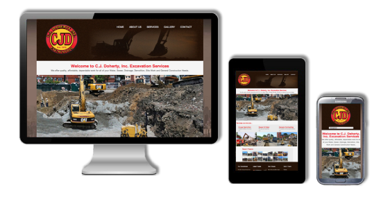 Our responsive web designs work effectively across all Pc and mobile devices.