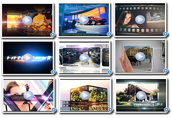 Cost effective hd video templates to help promote your business these high quality animated hd video templates will help build awareness to your business products and services the custom template samples can all wajeb Gallery