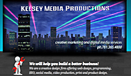 Kelsey Media Productions Web Designs